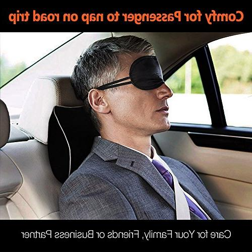 Car Neck With Memory For Headrest