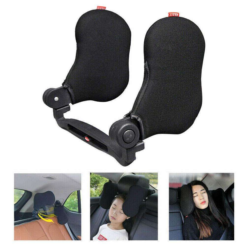 Car Seat Pillow Nap Sleep Side Pad US