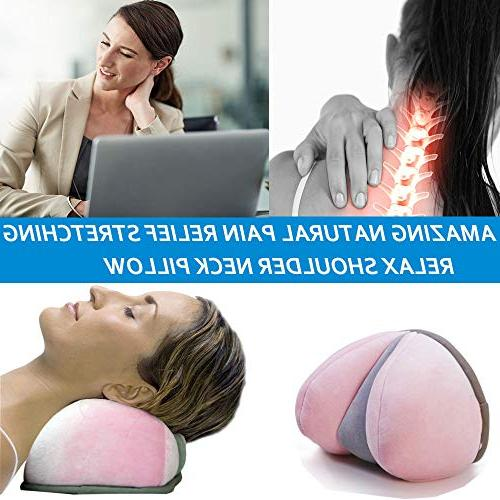 KASQA Cervical and Neck Device Stiff and Pain Support