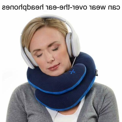 BCOZZY Supporting Travel Pillow - The