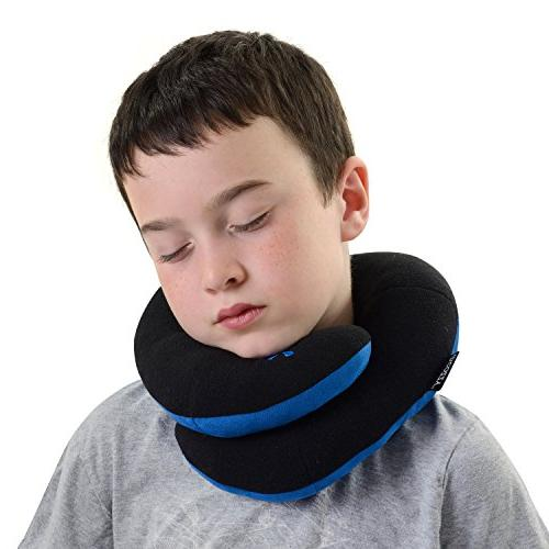 BCOZZY Chin Travel Neck Pillow Supports the Head, Neck Chin in Patented Product. CHILD