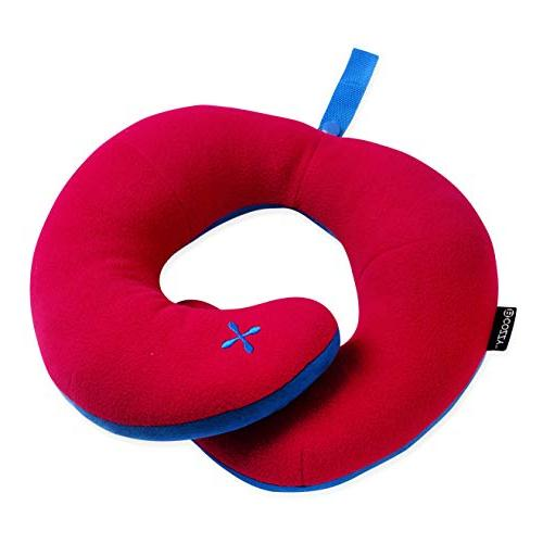 kids chin supporting neck pillow