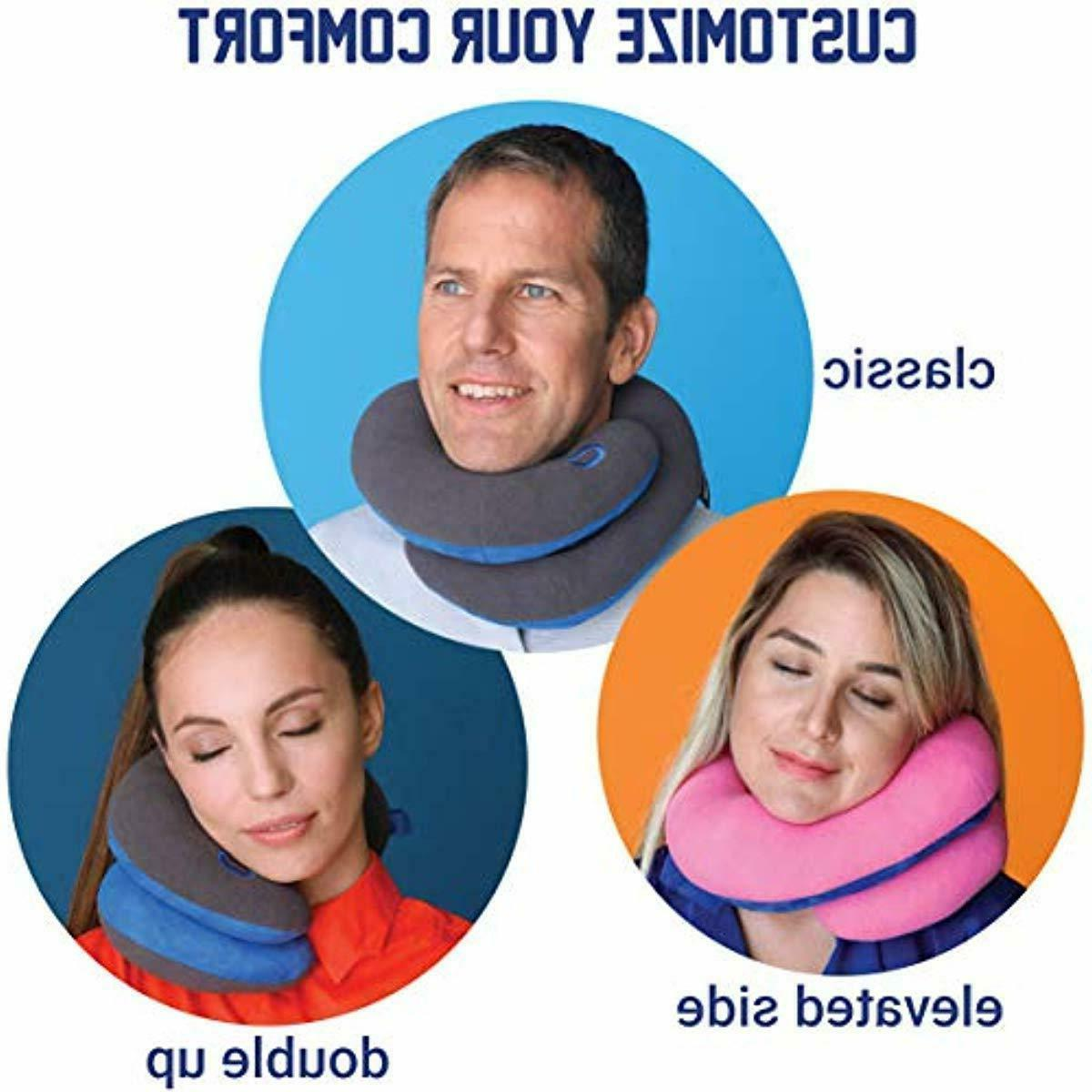 BCOZZY Supporting Travel Pillow- from Comf
