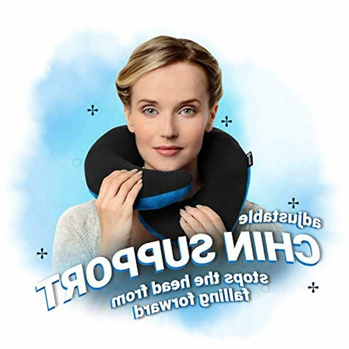 BCOZZY Chin Supporting Travel Pillow-
