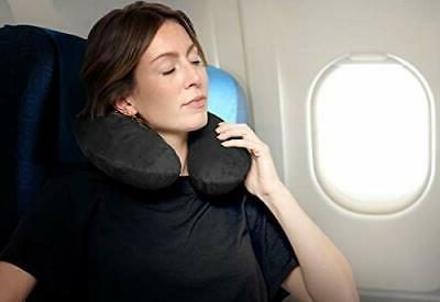 Comfort Master Travel Pillow Get in Extreme Comfort with Firm Durable