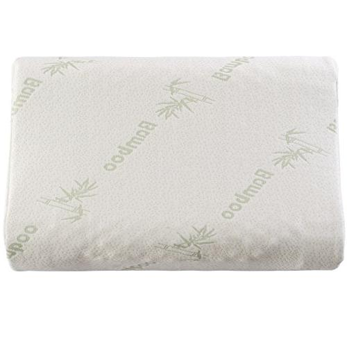 Cheer Collection Contoured Pillow Ventilated Foam Pillow