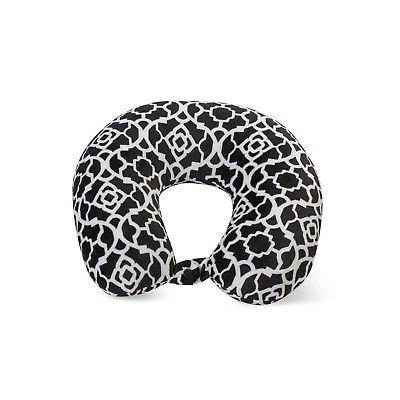 cushion soft microfiber neck pillow