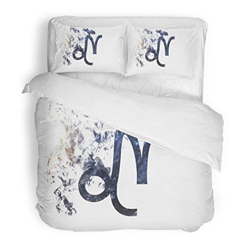 duvet cover set cancer zodiac