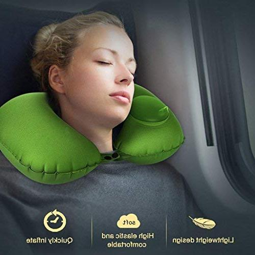 Inflatable and Pillow Perfect