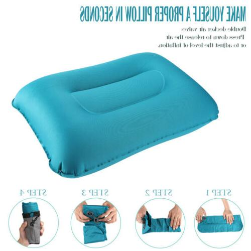 Inflatable Airplane Cushion Office US