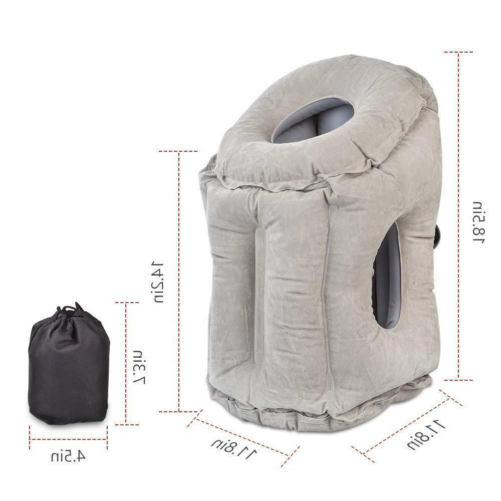 Inflatable Travel Portable for Neck Rest