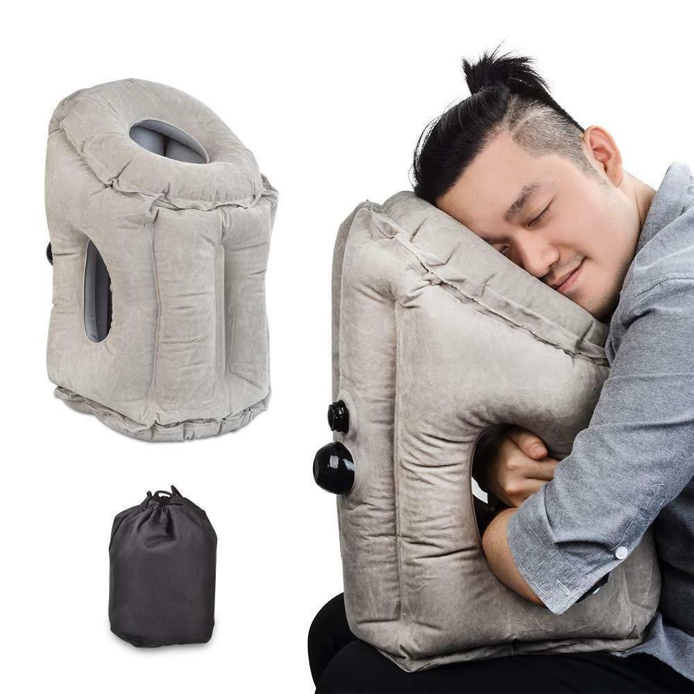 Inflatable Pillow Neck Rest