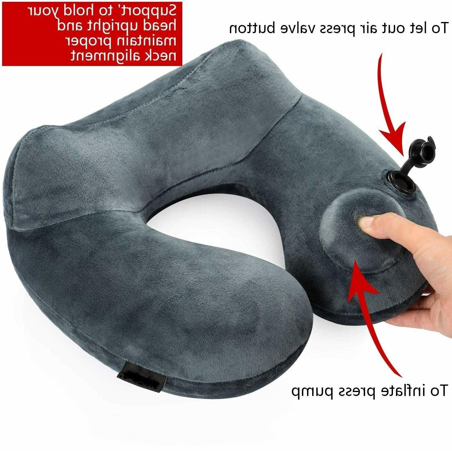 Inflatable Travel Soft