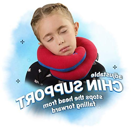 BCOZZY Kids Travel Pillow - Supports Neck & Chin. Product. Child Size,