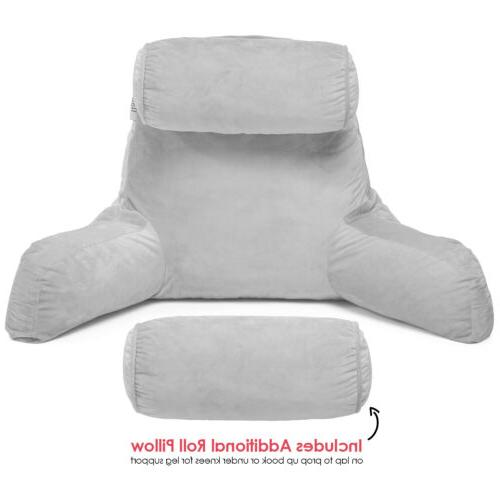 Large Soft & +2 Pillows, With