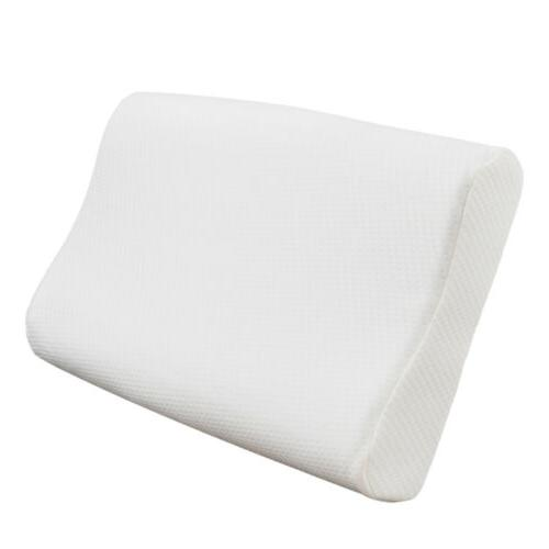 Neck Pillow Sleeping Contour Memory Foam Pillow Cervical Pil