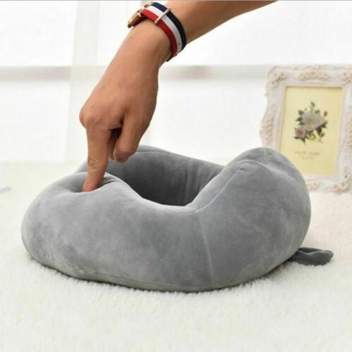 Memory U-shaped Support Pillow Air Plane