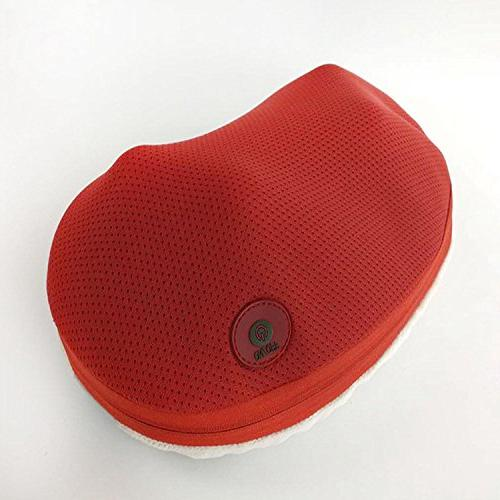 Neck Shoulder Waist Massage Pillow Body and Dual-Use