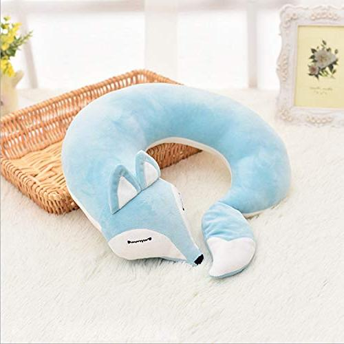 neck chin supporting pillow