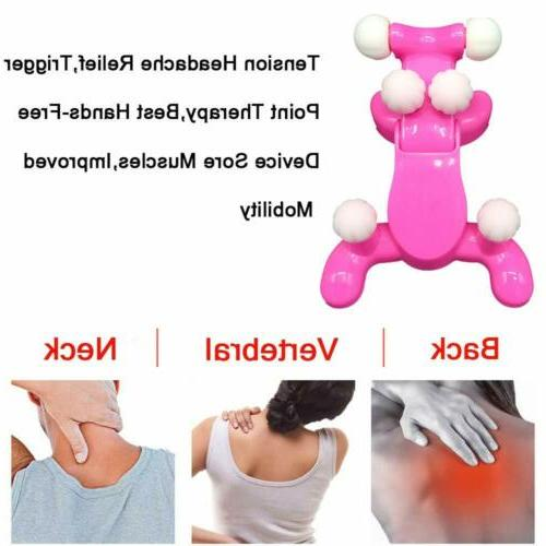 Neck Pain Relief Support Massager Traction