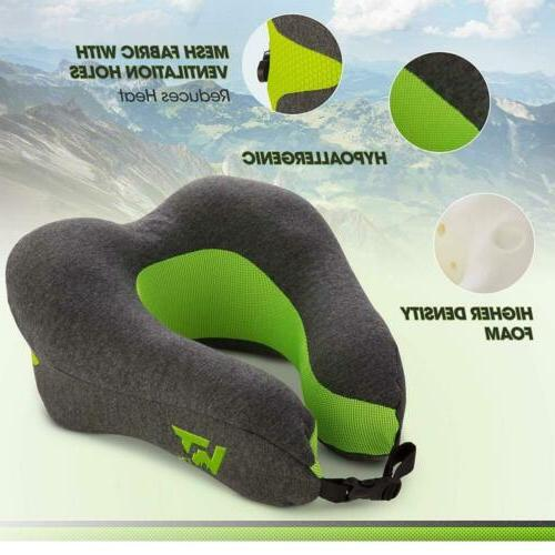 Neck Travel Soft Memory Support
