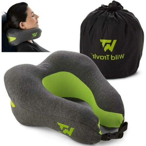 neck pillow for airplane travel ultra soft