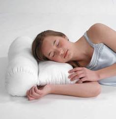 Neck Roll Pillow - One Size