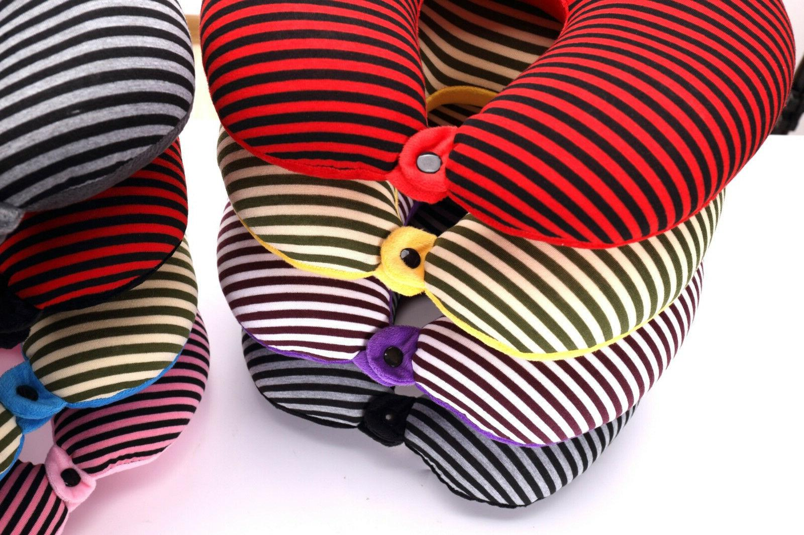 Neck Pillow Ultralight Micro Beads Travel cushion With New Shaped