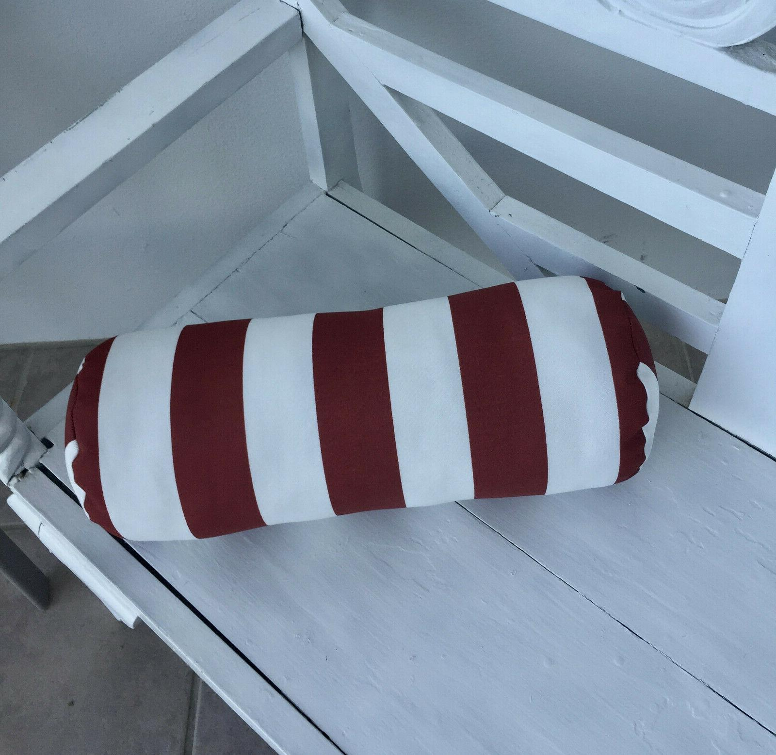 new burgundy red and white indoor outdoor
