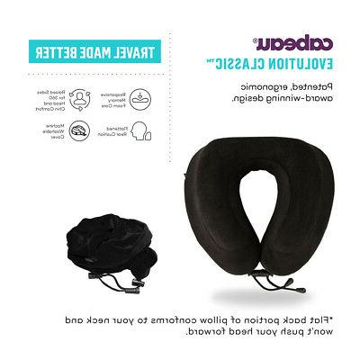 New - Neck Pillow w/ Cover