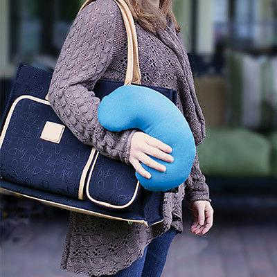 New Neck Pillow with & Go Stylish Removable