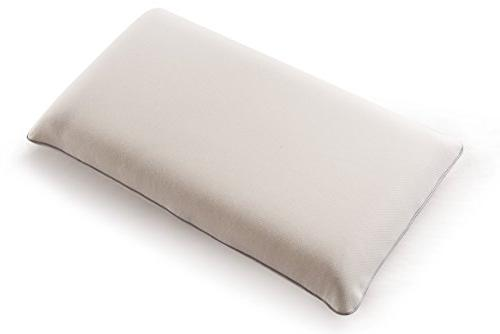 NOFFA Memory Neck With Washable Pillow Case Bed Pillow Size