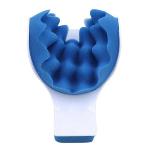 Pillow Neck and Pain Massage Traction Device Relaxer