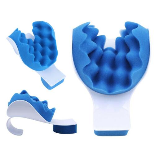 Pillow and Shoulder Pain Massage Traction Device
