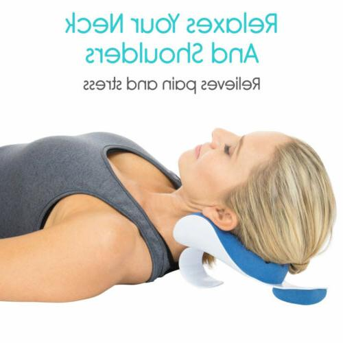 Pillow Pain Relief Device Pillow