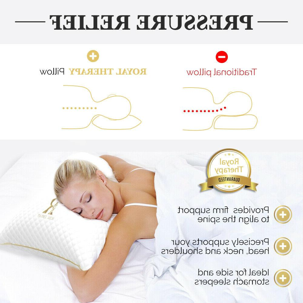 ROYAL THERAPY Shredded Memory Pillow Bamboo