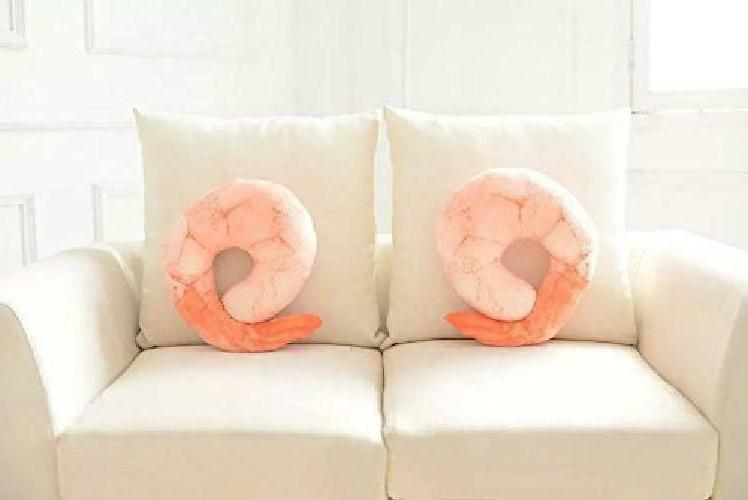 U Shaped Pillow Throw Toy