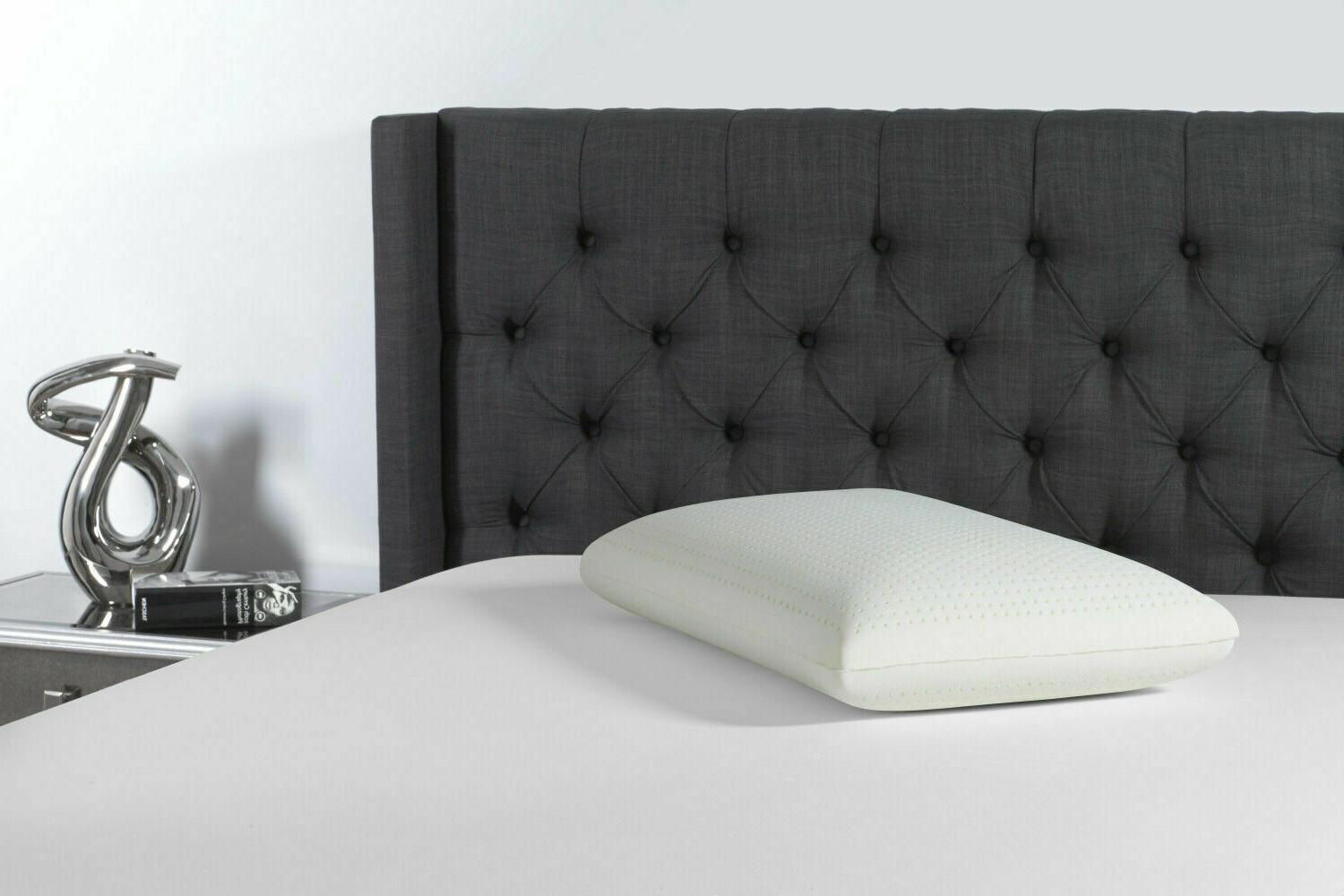 Standard Pillows Breathable Materials Removable Cover