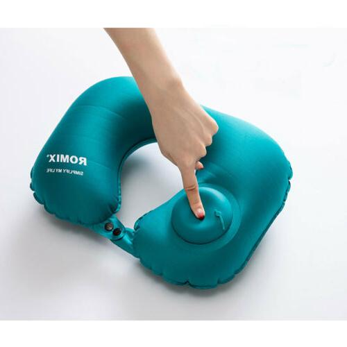 Travel Neck Pillow Car Head Rest Support Cushion