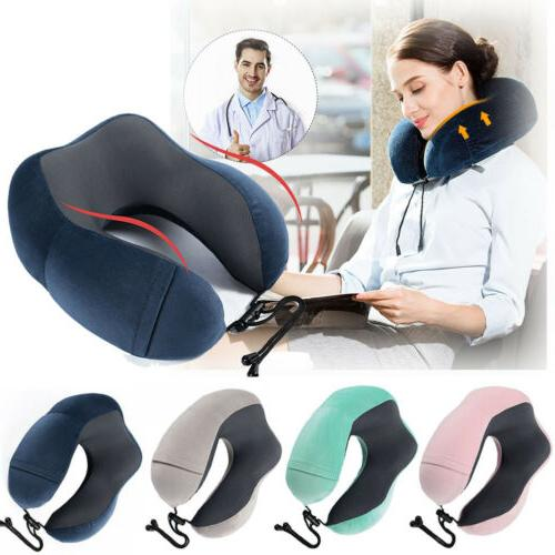 Travel Office U-Shape Memory Cushion
