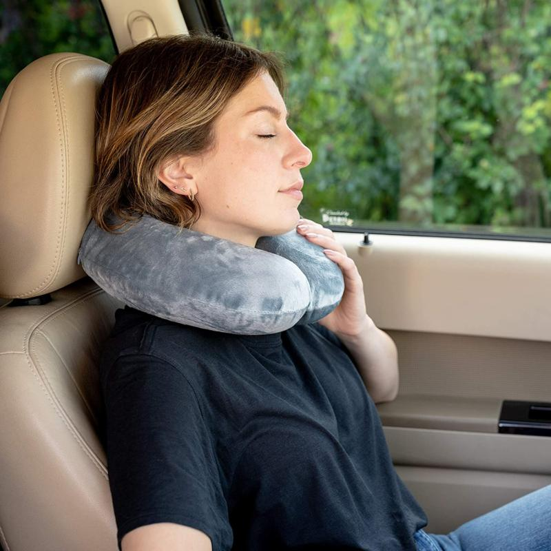 TRAVEL for Head Neck Support Car Sleeping WORLD