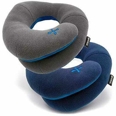 travel pillow patented neck and amp chin