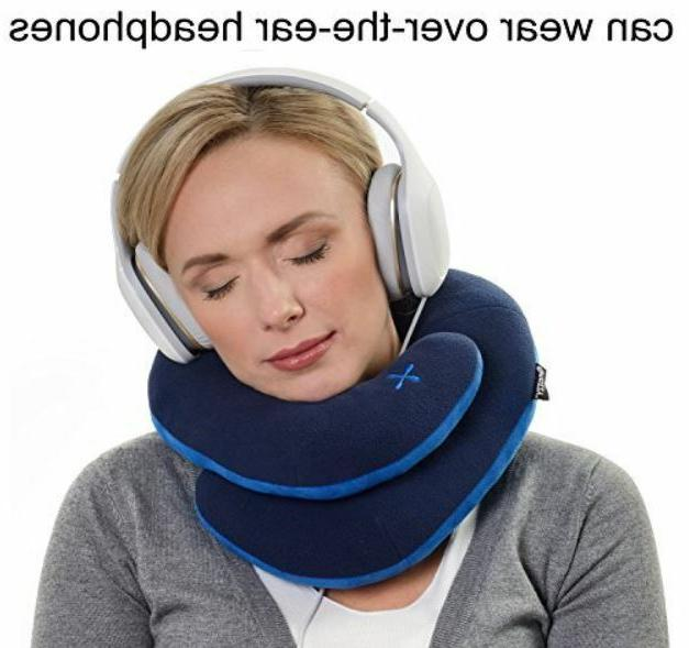 Travel Pillow the Neck Chin any Position, Easy