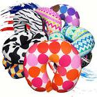 Ultralight Micro Beads U Shaped Neck Pillow Travel Head Cerv