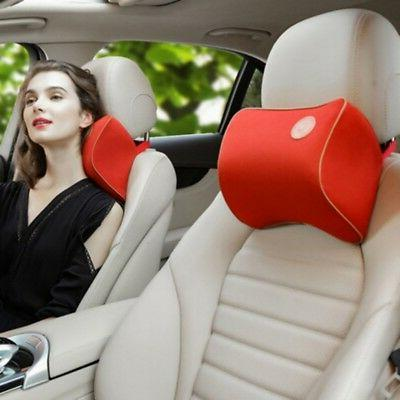 Soft Seat Pad Head Neck Rest Support Cushion