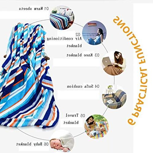 Anyangeight Throw Blanket Unified Language Puzzle Highlighted Keywords Soft and for