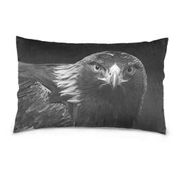La Random Black And White Photo Of Golden Eagle Rectangular