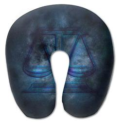 Libra Guardian Fashion U Type Pillow Neck Pillow Travel Pill