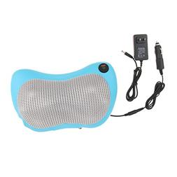 MagiDeal Electric Massage Pillow Neck Shoulder Lower Back Fo