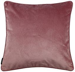 "McAlister Plush Matt Velvet 24"" Decor Pillow Cover 